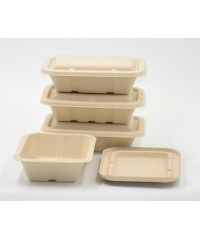 Paper pulp moulded products